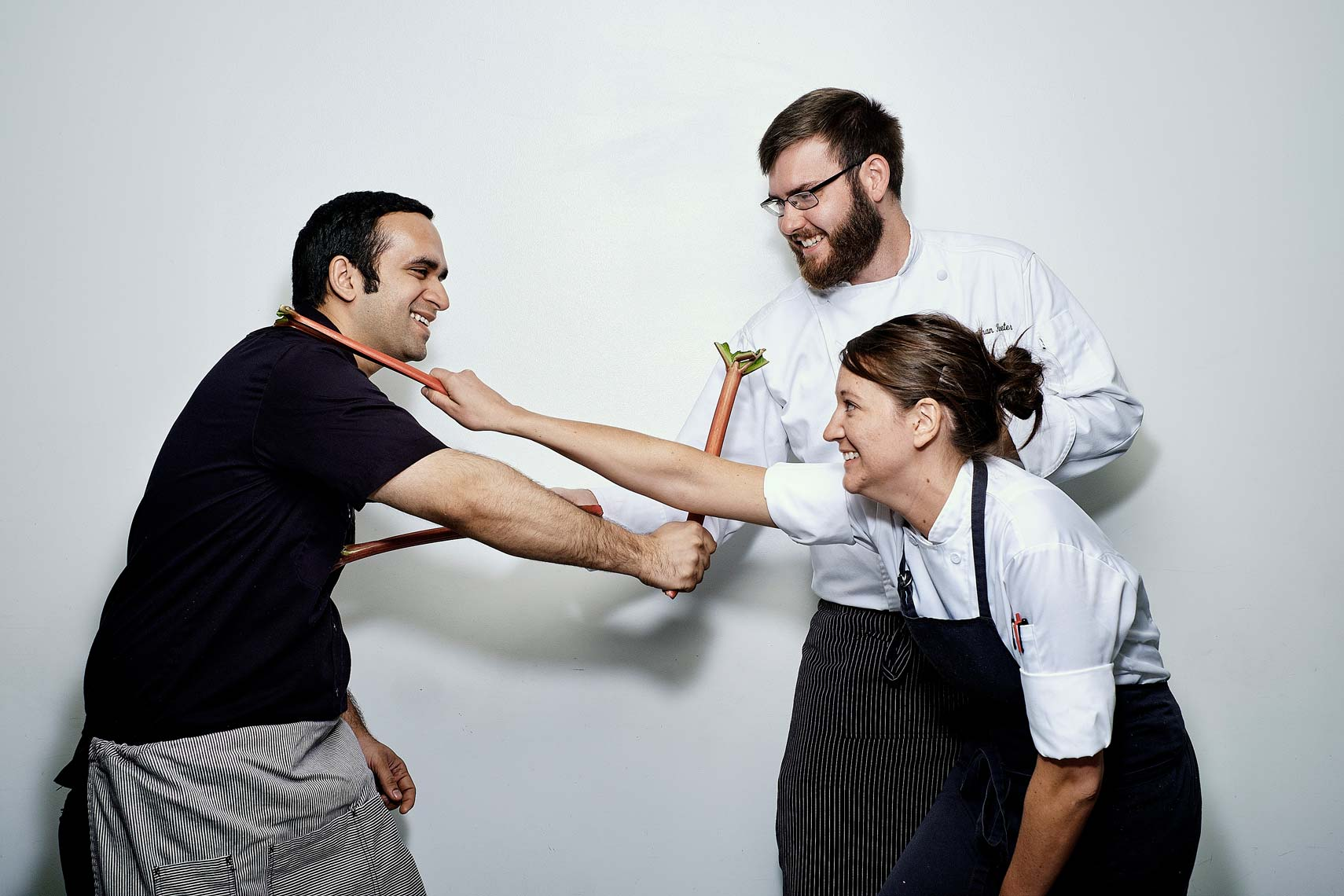 Battle of the Sous-Chefs