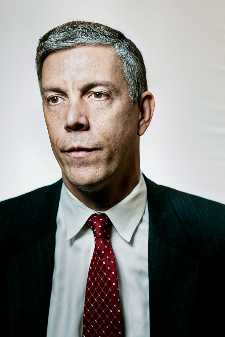 Former U.S. Secretary of Education Arne Duncan