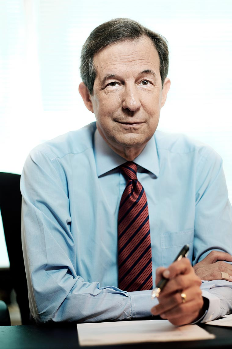 Fox News Personality Chris Wallace