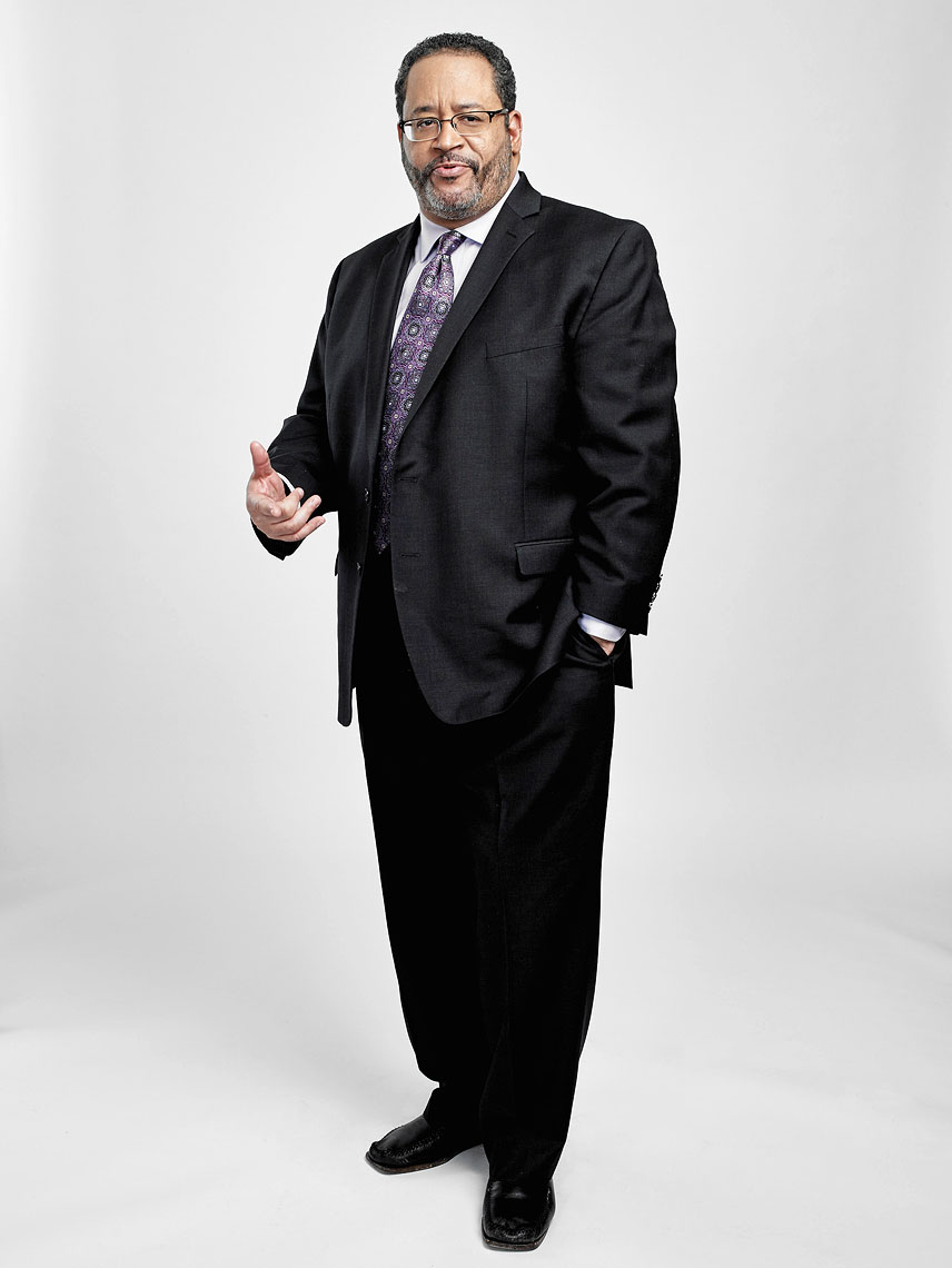 Author and Professor Michael Eric Dyson