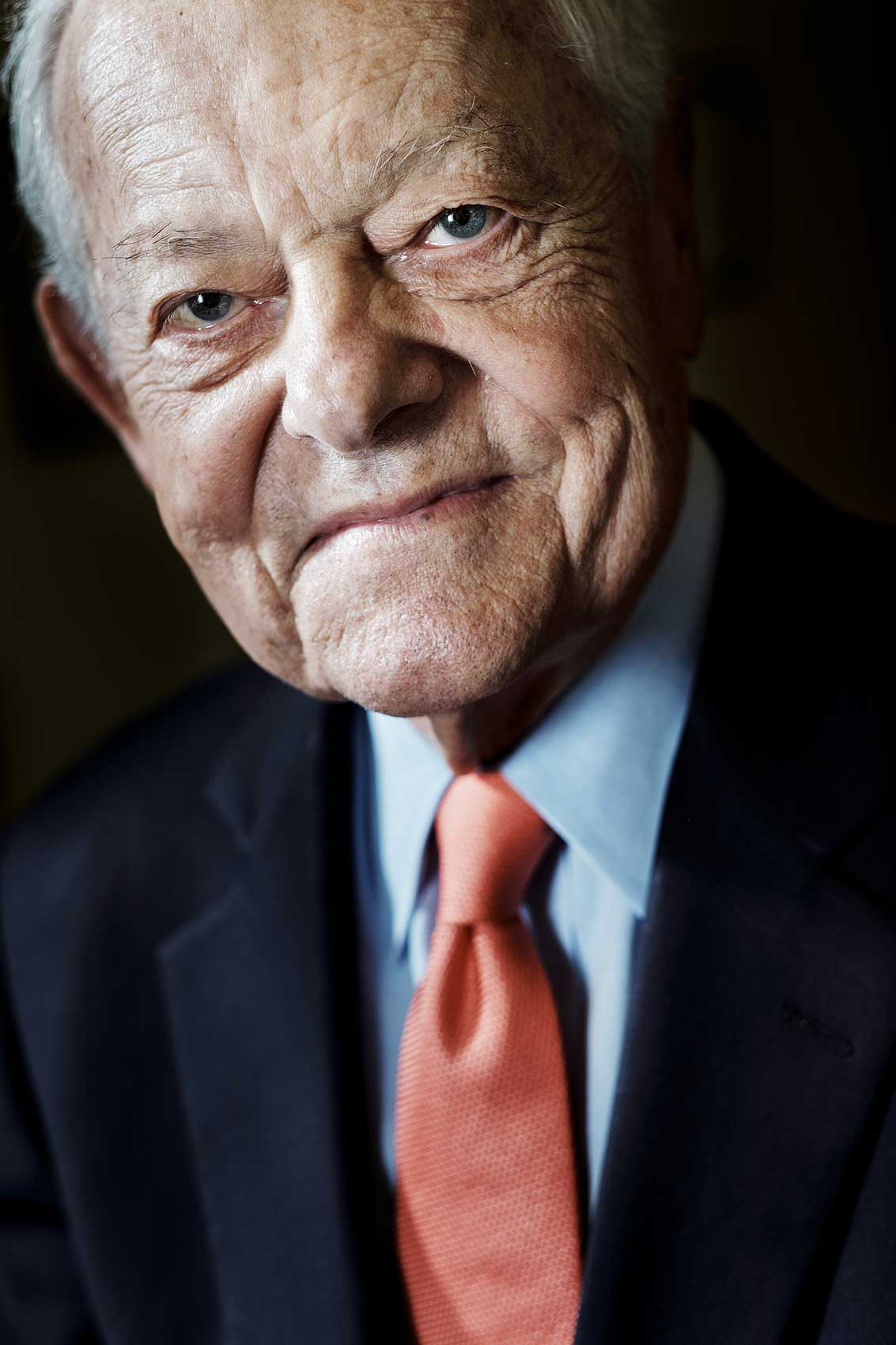 Veteran TV Journalist Bob Schieffer