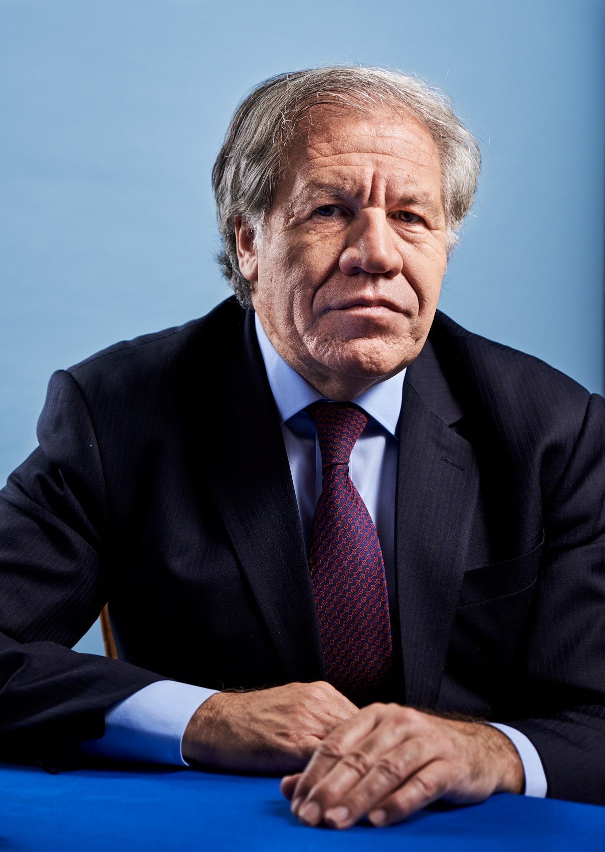 Secretary General of the OAS Luis Almagro