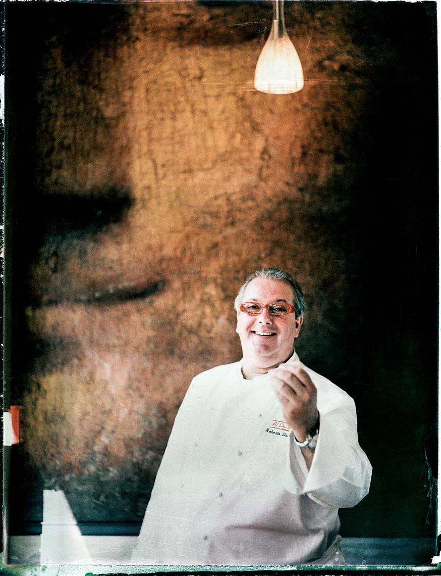 James Beard chef Roberto Donna